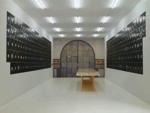 Athen 487, die Ausgeschlossenen  -  Fotografien und Vitrinen 31. August  -  13. Dezember 2008, Krings-Ernst Galerie
