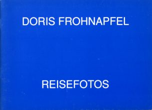 16 pages, 15 images, 16,5 x 23,0 cm, text in German by Ettore Schmitz, Cologne, 1992