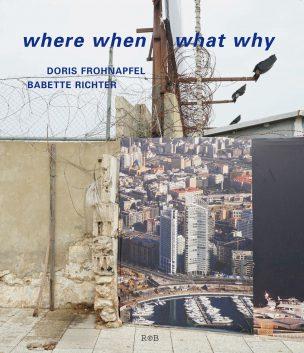 Texte von Doris Frohnapfel und Babette Richter, 80 Seiten, Dt./ Engl., RpB Verlag, Galerie M29 Richter Brückner, Köln 2015, ISBN 978-3-9808554-9-5