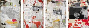 """WER WAR ALBERT NORDEN? nGbK Ausstellungsprogramm """"Kunst im Untergrund"""", station urbaner kulturen, Berlin, kuratiert von Ina Wudtke, 2015"""